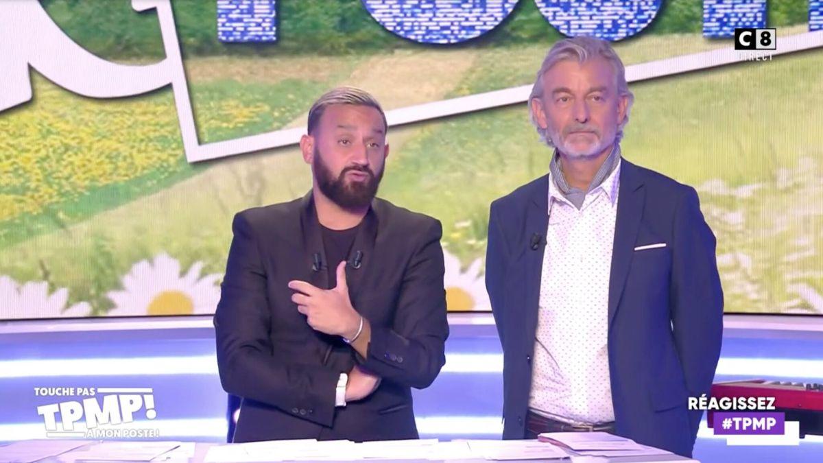 Gilles Verdez condamné pour diffamation contre Bernard de La Villardière : Cyril Hanouna l'a aidé