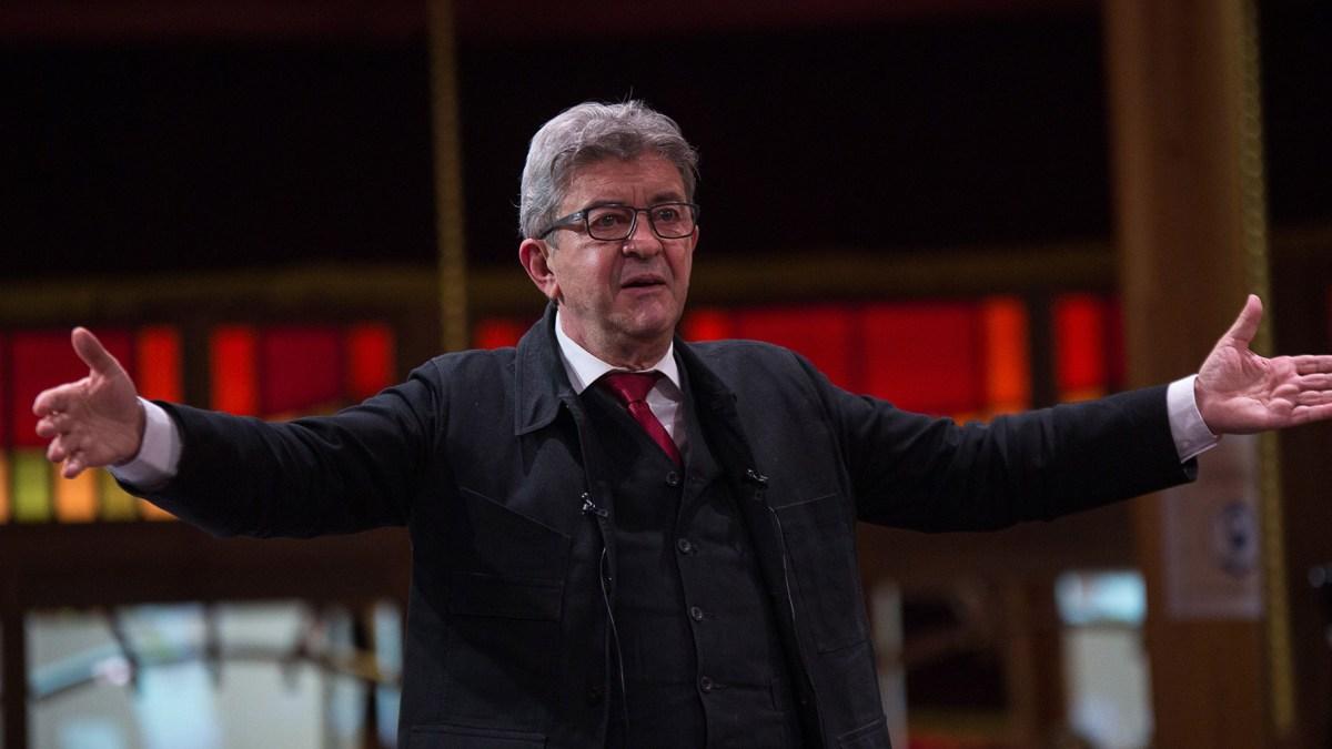 Jean-Luc Mélenchon : Il pète encore un câble face à un journaliste