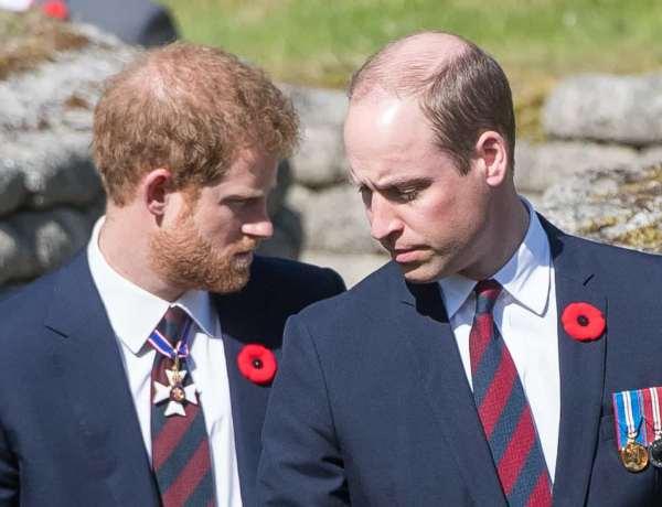 Le prince Harry trop arrogant ? Le prince William pas tendre avec son petit frère !