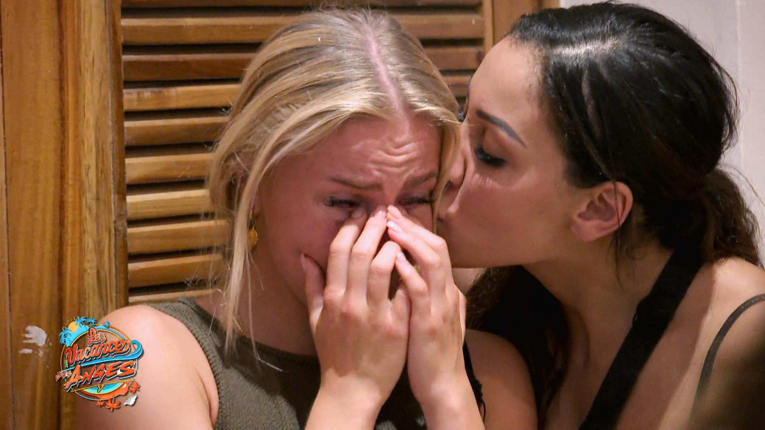 LVDA4 : Éliminée par Angèle Salentino, Emma Keitmann s'effondre !
