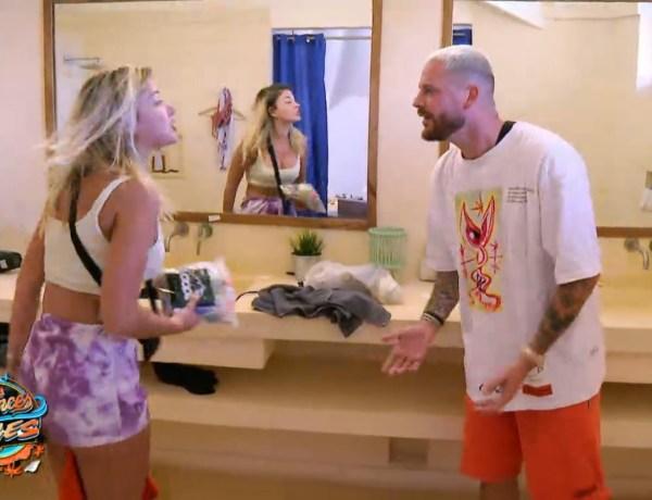 LVDA4 : Raphaël s'emporte contre Tiffany : «Si quelqu'un touche à mes affaires ici, je me bagarre»