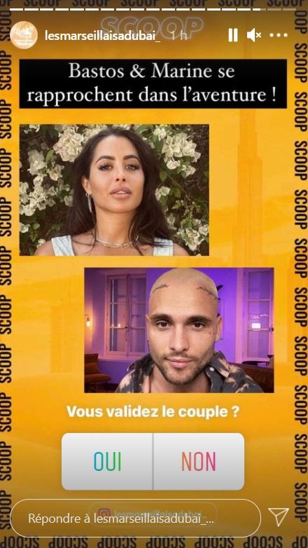 ORDM : Marine El Himer a-t-elle retrouvé l'amour ? Gros rapprochement avec un candidat