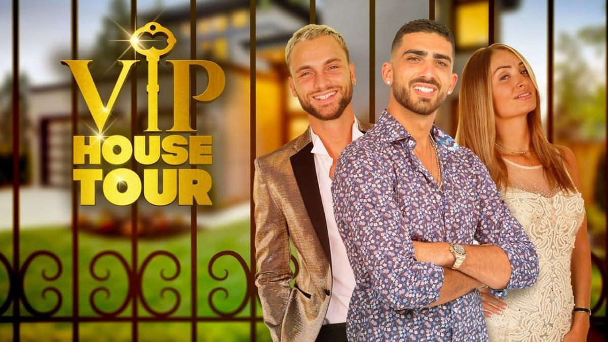 VIP House tour (6play) : Bienvenue chez les stars de télé-réalité !