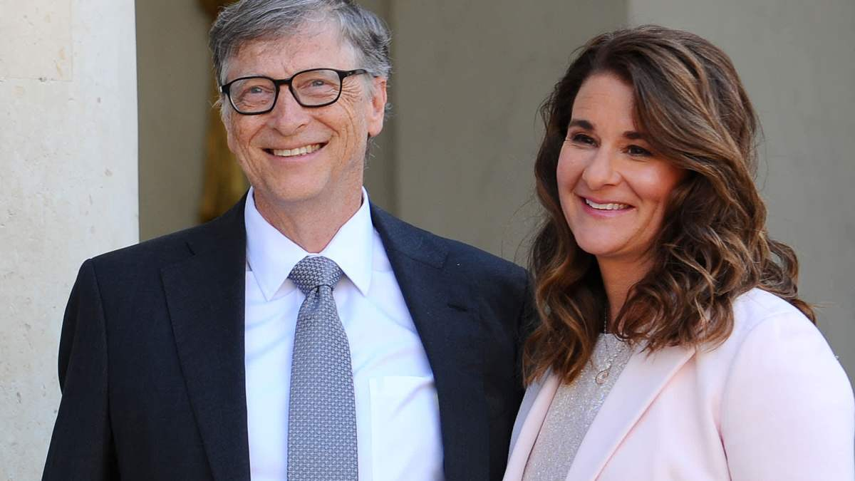 Bill Gates et son épouse Melinda annoncent leur divorce