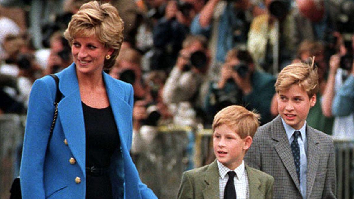 Lady Diana : Quand elle se servait de ses enfants pour retrouver son amant