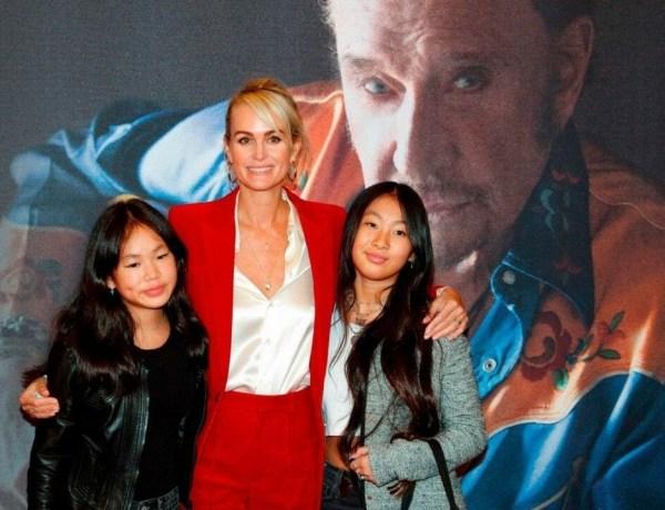 Laeticia Hallyday : Elle partage des photos de ses filles vaccinées contre la Covid-19