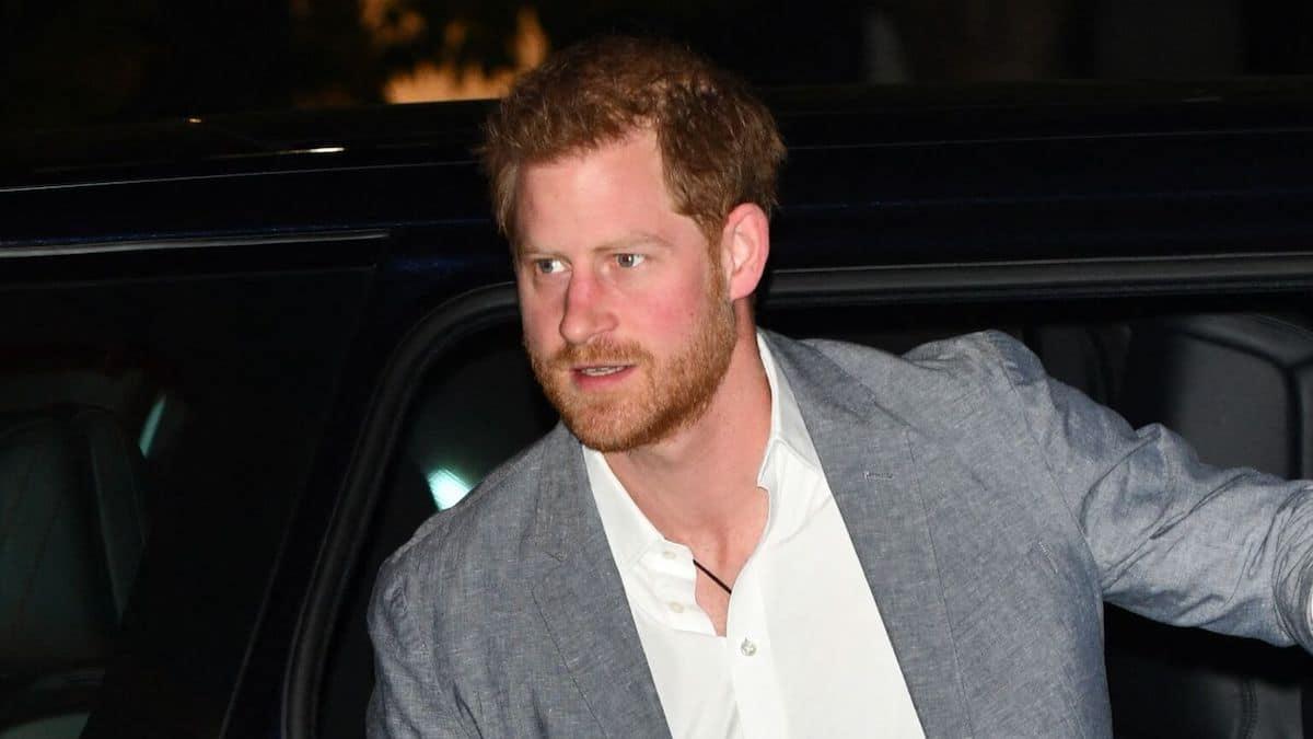 Hommage à Lady Di : Prince Harry déjà de retour à Los Angeles