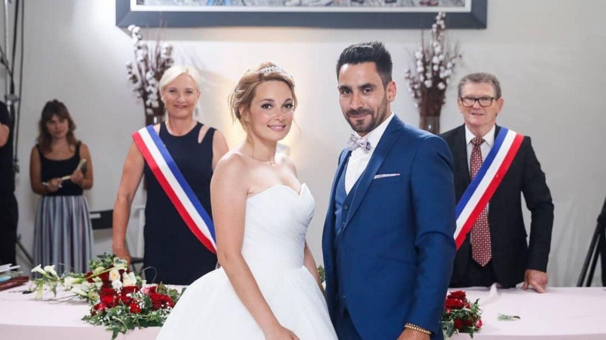 Mariés au premier regard : Delphine à nouveau en couple avec Romain ? Elle fait une mise au point