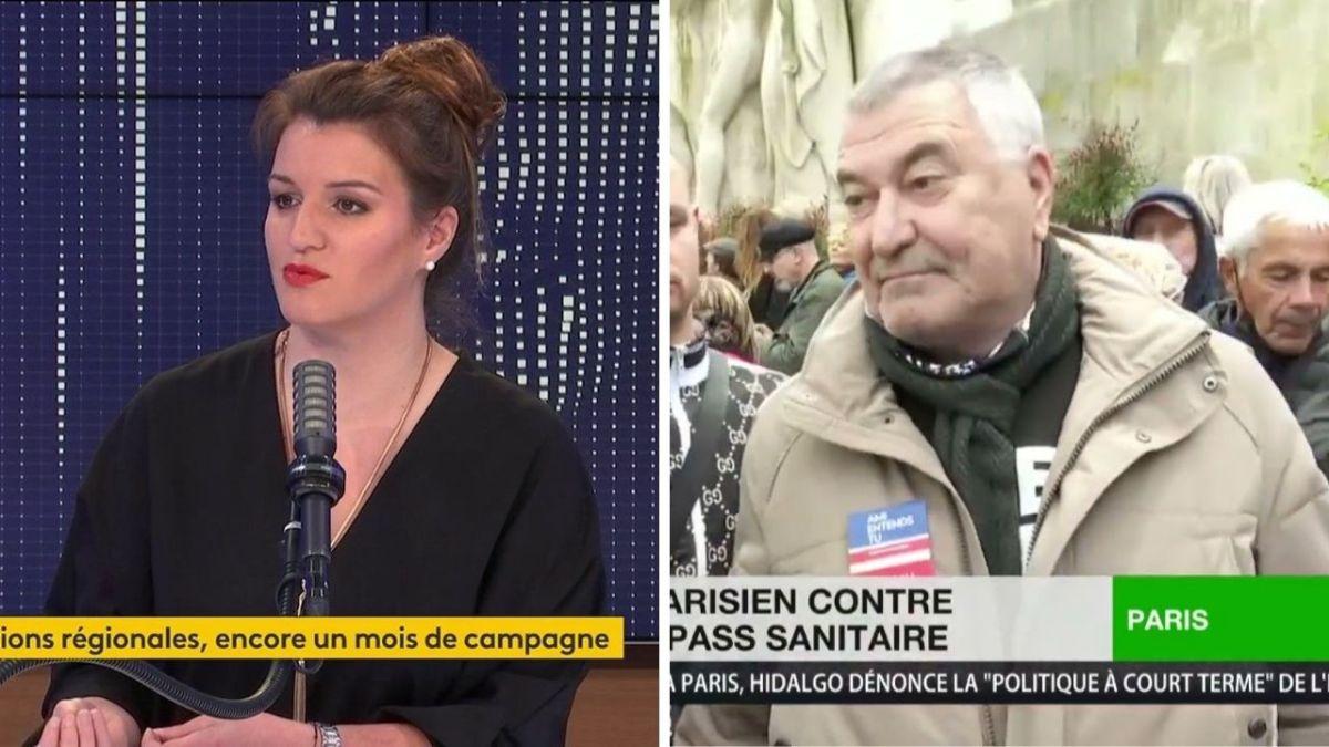 Marlène Schiappa tacle Jean-Marie Bigard : «Ca illustre vraiment les ravages de l'alcoolisme»
