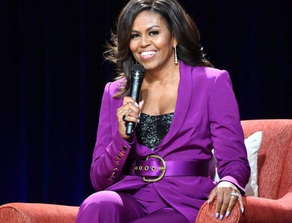 Michelle Obama : Pourquoi elle s'inquiète pour ses deux filles