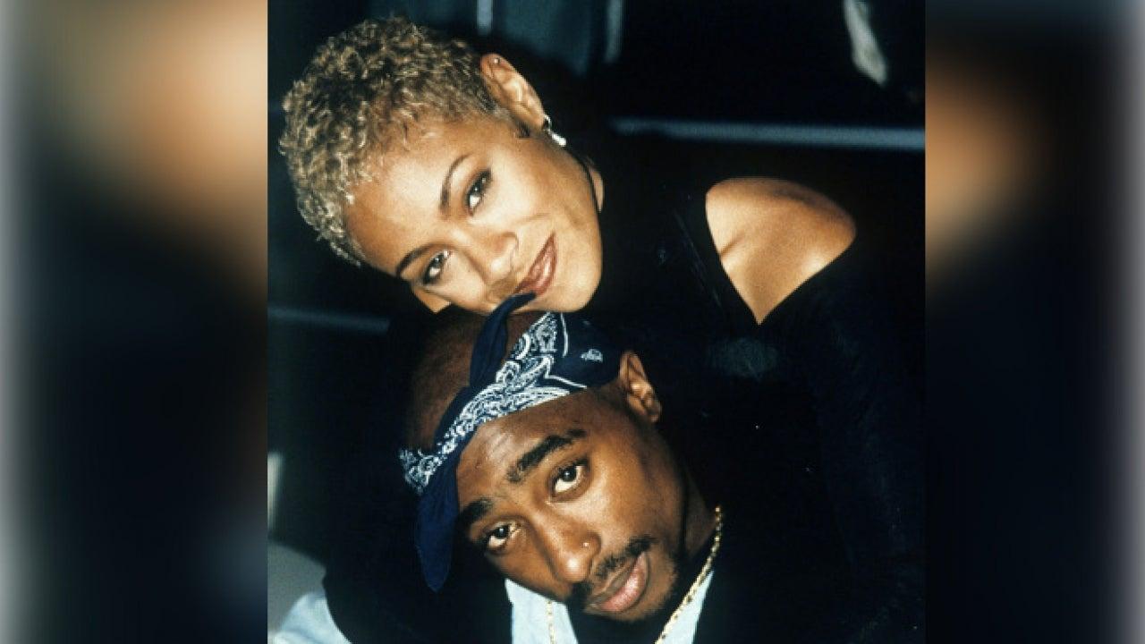 Jada Pinkett Smith et 2Pac Shakur