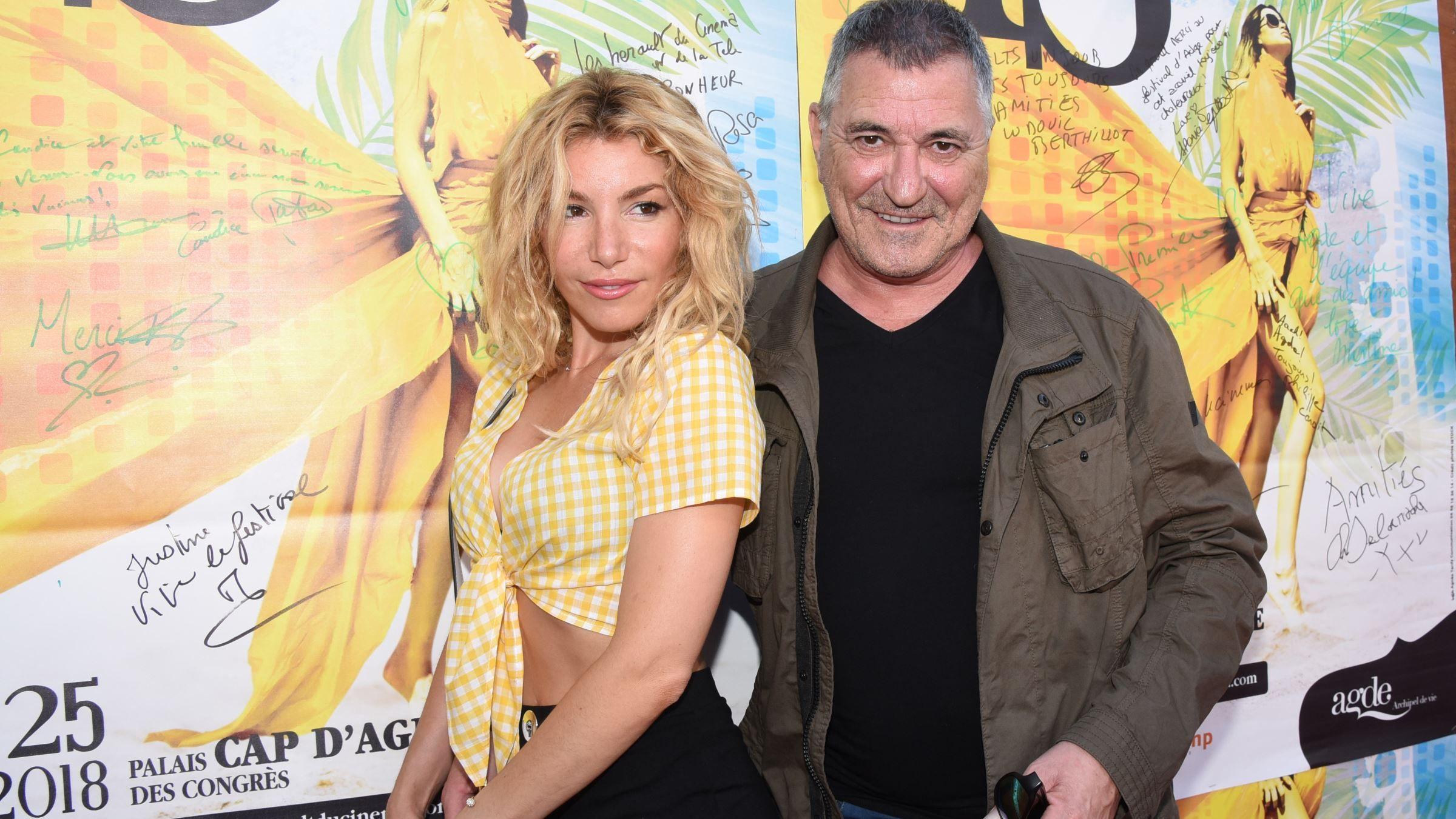 Lola Marois et Jean-Marie Bigard