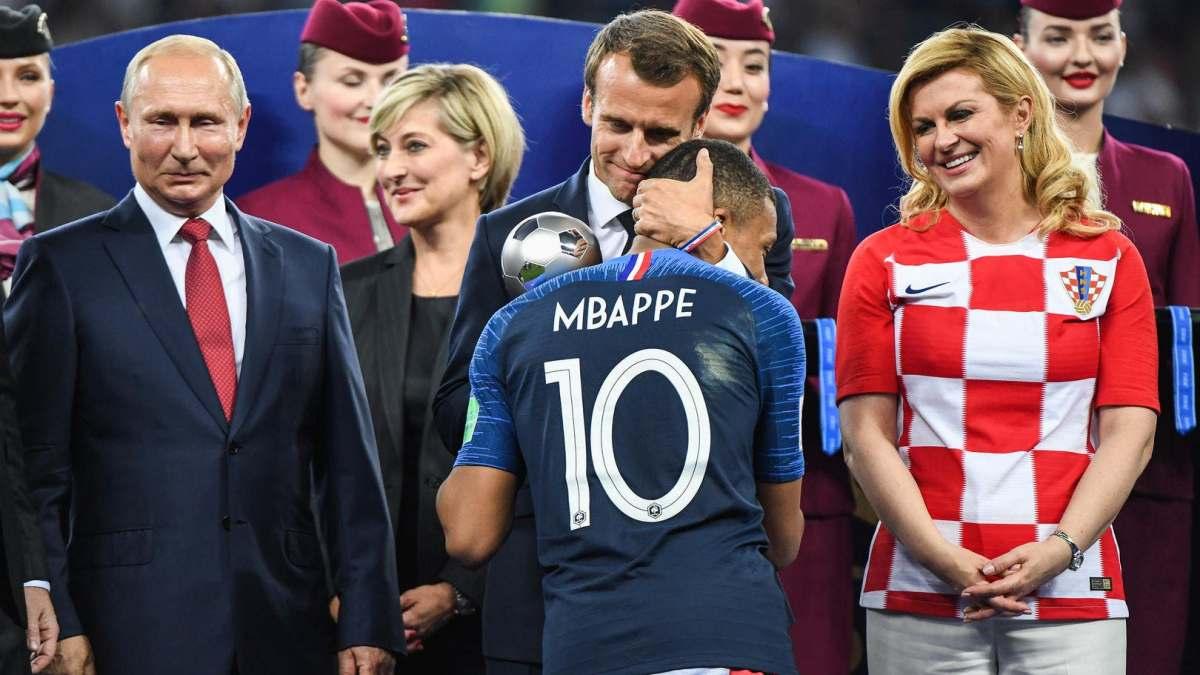 Kylian Mbappé : Ce rare privilège que lui accorde Emmanuel Macron