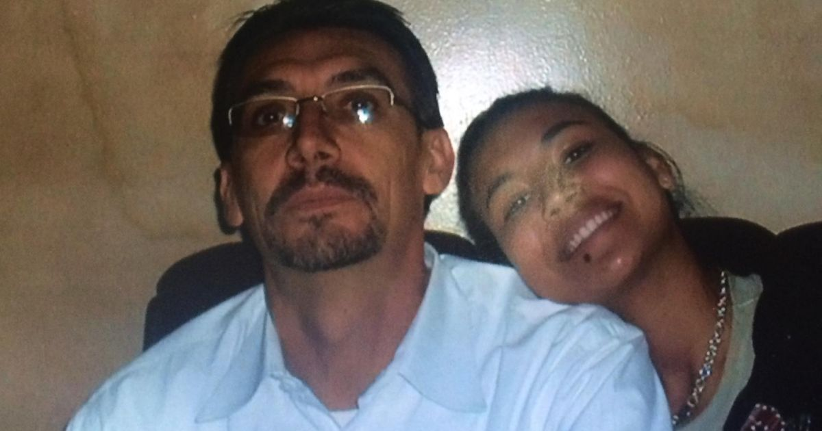 George et Naya Rivera
