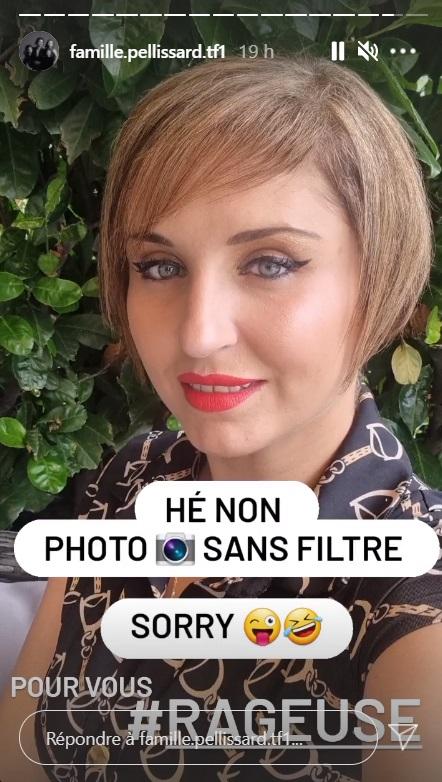 """Amandine Pellissard (Familles Nombreuses) répond aux """"rageuses"""" et ne mâche pas ses mots !"""