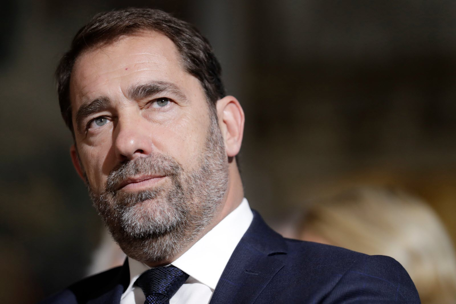 Christophe Castaner @AFP