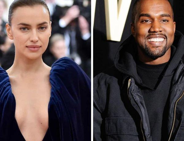 Coup dur pour Kanye West : Irina Shayk prend ses distances avec le rappeur !