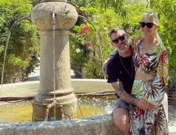 Laeticia Hallyday et Jalil Lespert jouent les touristes à Paris : Cette visite improbable