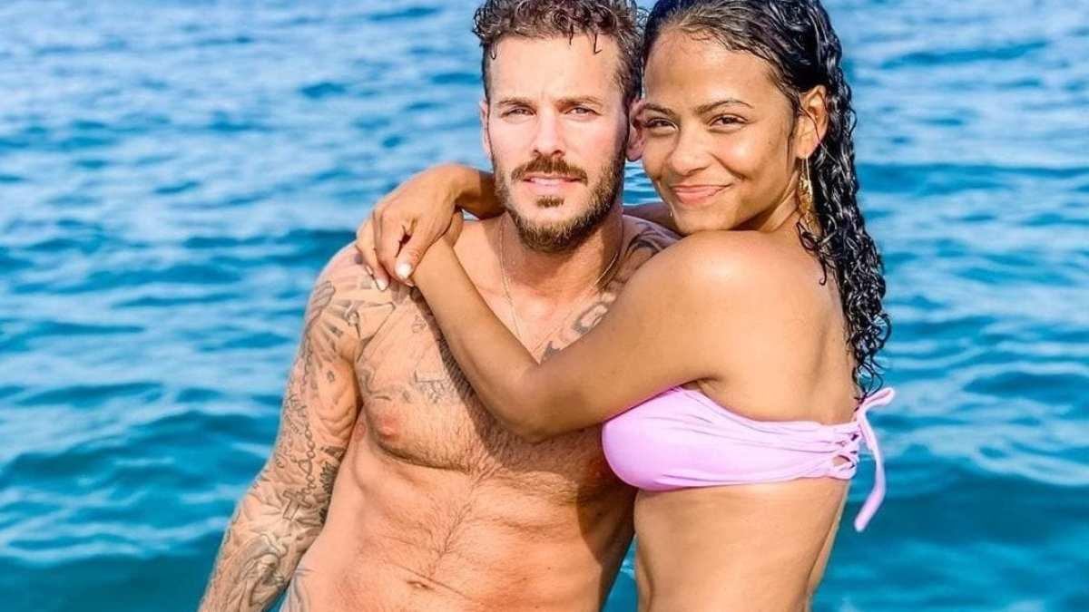 Matt Pokora et Christina Milian s'offrent des vacances de rêve en Corse !