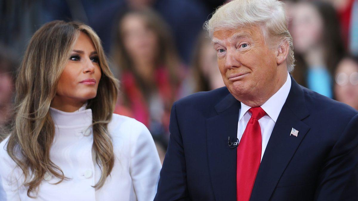 Melania séparée de Donald Trump ? «Personne ne sait vraiment où elle habite»