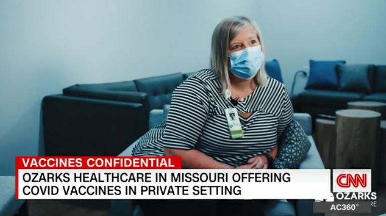Covid-19 : Aux USA, certaines personnes se déguisent pour se faire vacciner