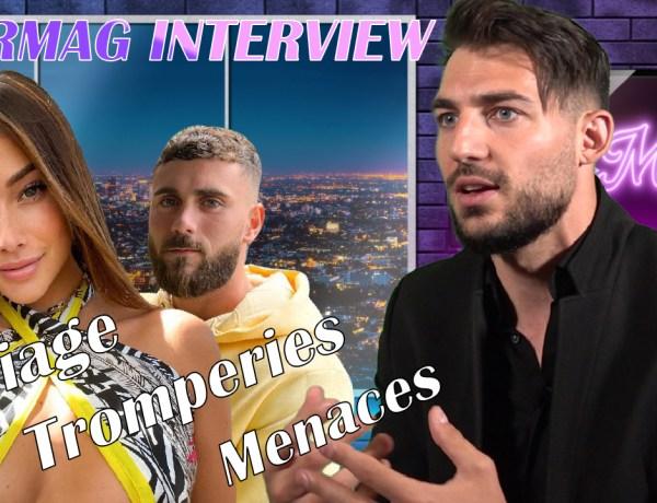 [INTERVIEW] Nicolas Perfetti : Mariage, Illan, tromperie avec Paga… L'ex d'Isabeau dit enfin tout !