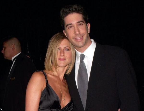 Jennifer Aniston et David Schwimmer en couple ? Les acteurs de Friends se seraient rapprochés !