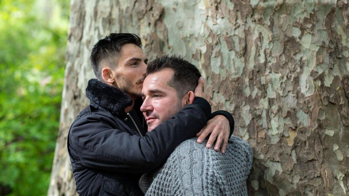 Mathieu et Alexandre (L'Amour est dans le Pré) : Les jeunes mariés séparés 5 jours