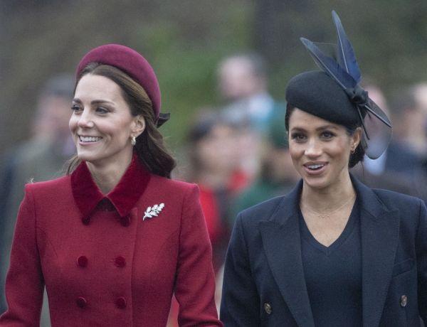 Meghan Markle et Kate Middleton à nouveau proches et complices ?