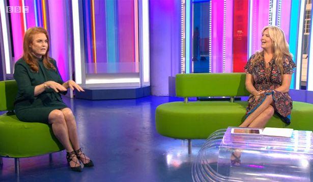 Princesse Eugénie : Sarah Ferguson réagit aux photos compromettantes de son gendre