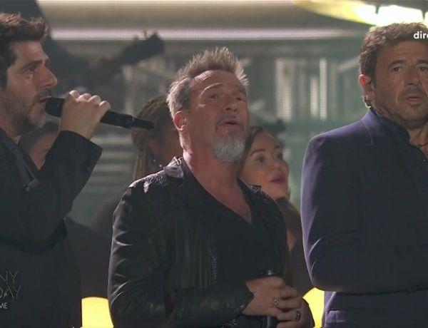 Concert hommage à Johnny Hallyday : La prestation de Patrick Bruel provoque le malaise