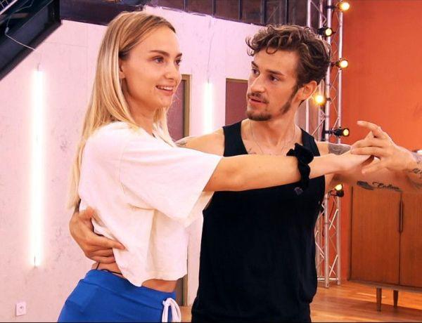 Danse avec les Stars : Aurélie Pons blesse Adrien Caby pendant les répétitions !