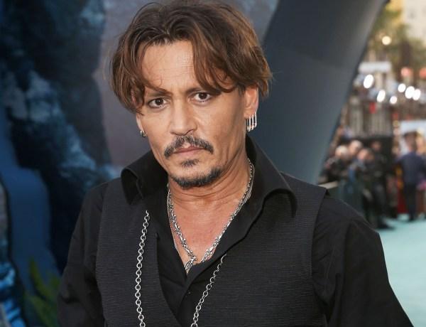 Johnny Depp «très fatigué et totalement saoul» : Sa folle soirée à Deauville !
