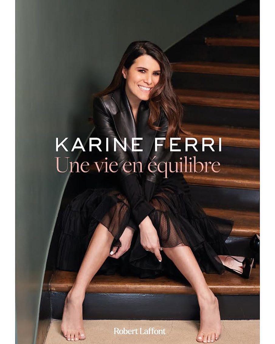 """Karine Ferri """"la boule au ventre"""" : Sa touchante confidence sur Instagram"""