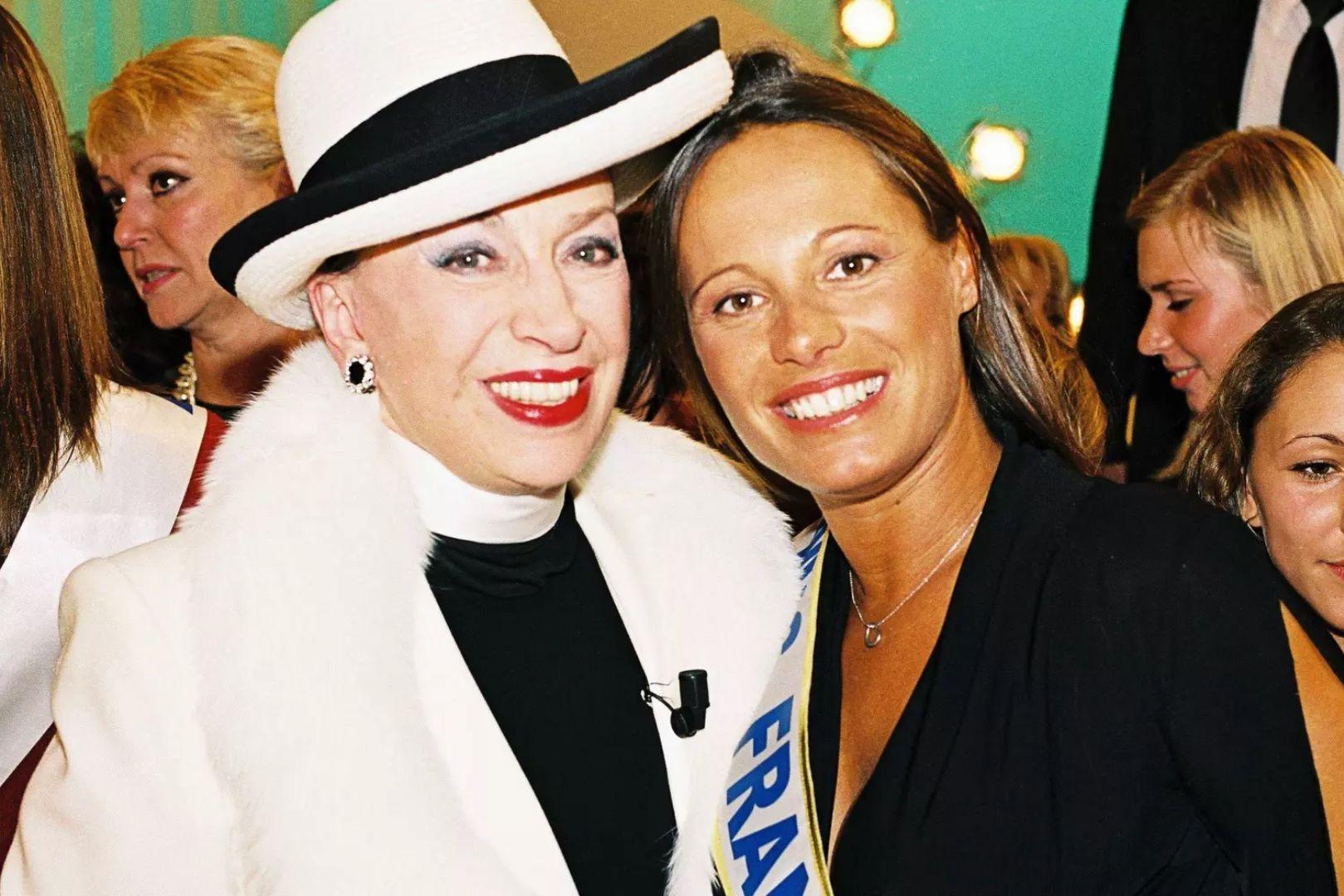 Le concours Miss France truqué ? Geneviève de Fontenay balance et tacle Nathalie Marquay-Pernaut