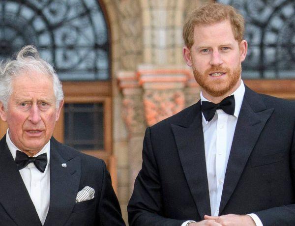 Le prince Charles enfin prêt à se réconcilier avec Harry ?