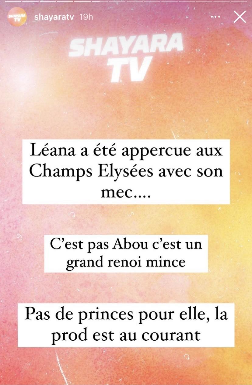 Les et les Princesses de l'amour 9: Une candidate évincée du casting, elle était déjà en couple!