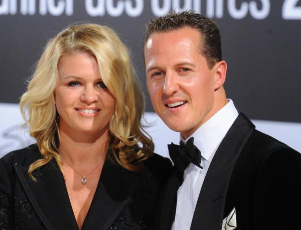 Michael Schumacher : Sa femme Corinna évoque pour la première fois son état de santé