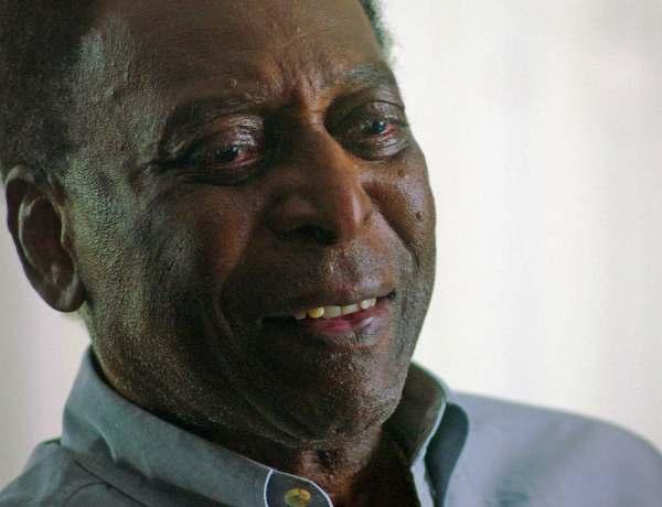Pelé : La star du football est hospitalisée à Sao Paulo pour une tumeur