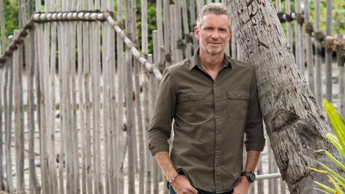 Denis Brogniart : Il lui est arrivé de remettre à leur place certains aventuriers dans Koh-Lanta !