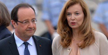 François Hollande évoque le livre de Valérie Trierweiler : «Ses mots m'ont fait mal»