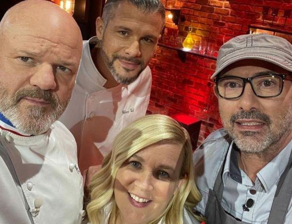 Top Chef : Tensions sur le tournage entre Philippe Etchebest et Glenn Viel !