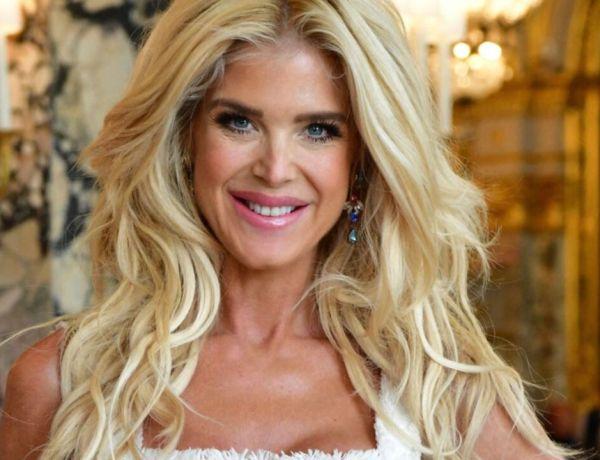Victoria Silvstedt sur la chirurgie esthétique : «Je n'ai rien fait sur le visage !»