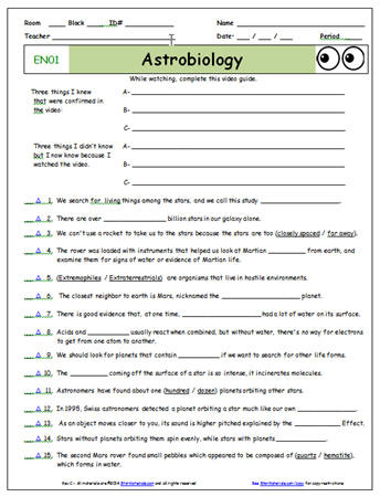 Bill nye nuclear energy worksheet answers