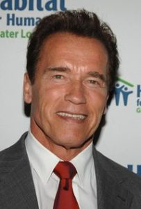 Arnold Schwarzenegger Height, Weight, Body stats, Wiki