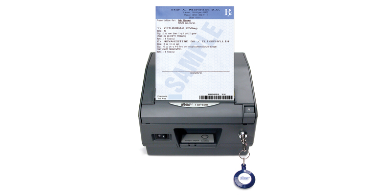 TSP800RX RX printer;TSP800RX Receipt