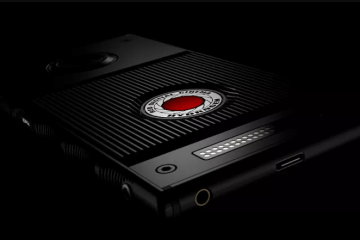 RED has delayed its Hydrogen One smartphone