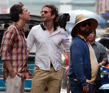 Bangkok has the Wolfpack Now in 'The Hangover Part II' | Starmometer