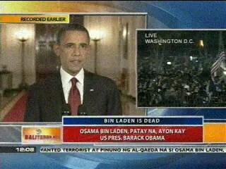 Barack Obama Announces Death of Osama Bin Laden (Speech ... Obama Bin Laden Speech
