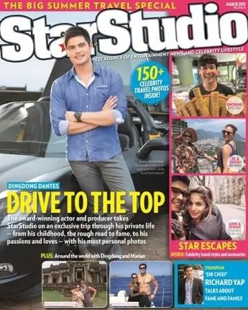 StarStudio March Cover